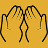 HANDS ICON SMALL
